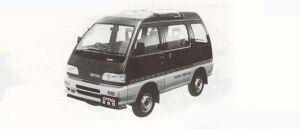 Daihatsu Atrai TURBO-EX 4WD 1990 г.
