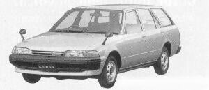 Toyota Carina VAN 1500SG 1990 г.
