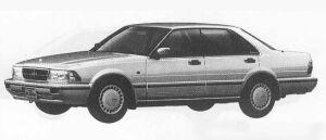 Nissan Gloria 4DOOR V30E 30-SV 1990 г.