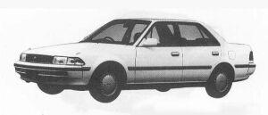 Toyota Corona SEDAN SELECT SALOON 1.5 1990 г.