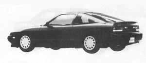 Nissan 180SX TYPE II 1990 г.