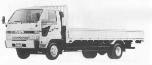 ISUZU FORWARD 1990 г.