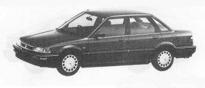 Honda Concerto 4DOOR JG 1990 г.