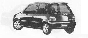 Suzuki Cervo SR-TURBO 1990 г.