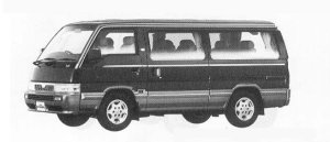 Nissan Caravan 2WD COACH ROYAL GASOLINE 3000 1990 г.