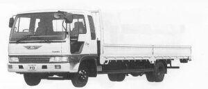 Hino Ranger CRUISING FD WIDE CAB 3.75T 1990 г.