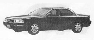 Mazda Eunos 300 2000DOHC TYPE-B 1990 г.