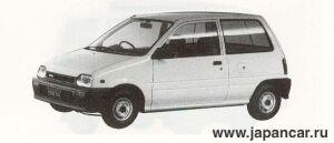 Daihatsu Mira A 1990 г.