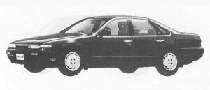Nissan Cefiro TOWN RIDE N 1990 г.