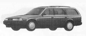 Mazda Capella 2000P.W.S. DIESEL GL-X 1990 г.