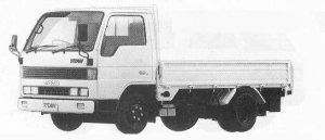 Mazda Titan 1.5T STANDARD FULL WIDE LOW 2500cc 1990 г.