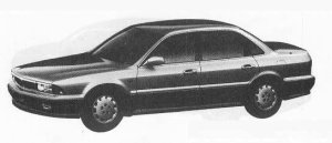 Mitsubishi Sigma 25V-SE 1990 г.