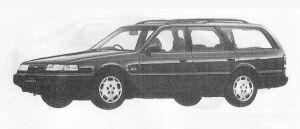 Mazda Capella CARGO 2000 DOHC GT 4WD 1990 г.