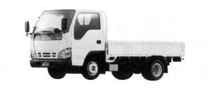 Isuzu Elf 4WD Flat Low, Standart Body 2004 г.