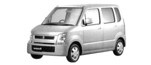 Suzuki Wagon R FT 2004 г.