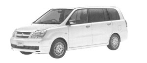 Mitsubishi Dion Thanks Navi Edition 2004 г.