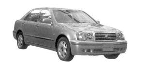 "Toyota Progres NC300 ""Walnut Package"" 2004 г."