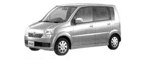 Daihatsu Move X Limited 2WD 2004 г.