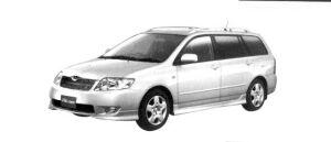 Toyota Corolla Fielder 1.8Z AEROTOURER 2004 г.