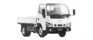 Mazda Titan 3 ton 4.6 liter, LPG, 2WD, Narrow Cabin,  Delux 2004 г.