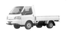 Mitsubishi Delica Truck GL Double Standard Body 2004 г.