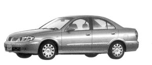 Nissan Bluebird Sylphy 18Vi-G 2004 г.