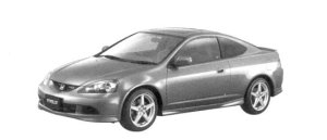 Honda Integra TYPE S 2004 г.