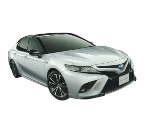 Toyota Camry WS Leather Package 2020 г.