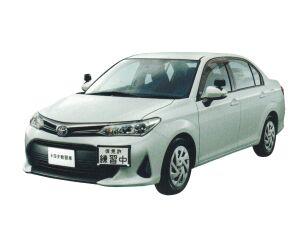 Toyota Corolla Axio Driving Instuction Car 2020 г.