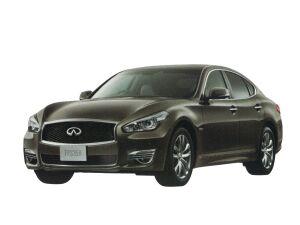 Nissan Fuga Hybrid 2020 г.