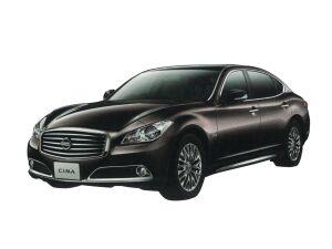 Nissan Cima Hybrid Vip G 2020 г.