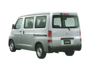 Toyota Lite Ace Van DX (4WD - 5MT) 2020 г.
