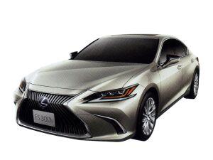 Lexus ES300h version L 2020 г.