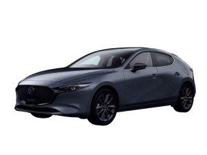 Mazda 3 Fastback XD Burgundy Selection 2020 г.