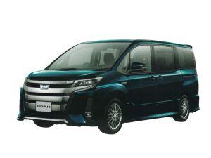 Toyota Noah Hybrid Si 2020 г.