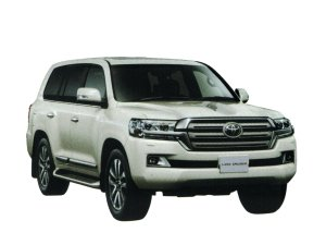 Toyota Land Cruiser ZX 2020 г.