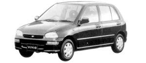 Subaru Vivio 5DOOR M300 EXTRA 1997 г.
