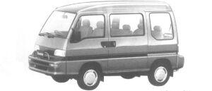 Subaru Domingo CV 1997 г.