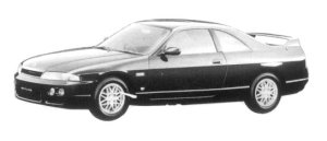 Nissan Skyline 2DOOR COUPE GTS TYPE S 1997 г.