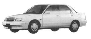 Daihatsu Applause SL 1997 г.