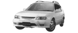 Toyota Sprinter Carib 1.6 2WD Z TOURING 1997 г.