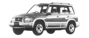 Suzuki Escudo 5DOOR V6-2500 1997 г.