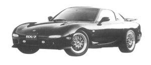 Mazda RX-7 TYPE RZ 1997 г.
