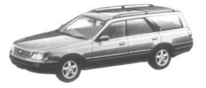 Nissan Stagea 25X FOUR 1997 г.