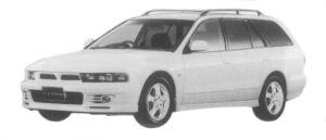 Mitsubishi Legnum 25ST-R 1997 г.