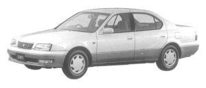 Toyota Camry 1.8 LUMIER 1997 г.