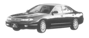 Mazda Efini MS-8 20  G PACKAGE 1997 г.