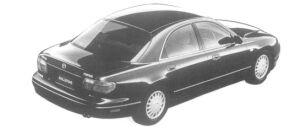 Mazda Millenia 25M-S 1997 г.