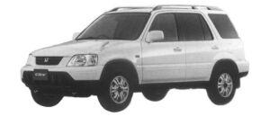 Honda CR-V SMART SCAPE 1997 г.