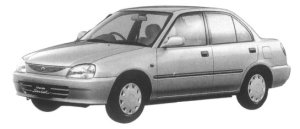 Daihatsu Charade SOCIAL SX 1997 г.